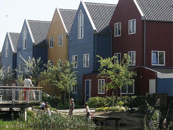 Pioniersveld, EVA Lanxmeer, Culemborg   Atelier Groenblauw